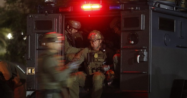 MS-13 gang targeted in pre-dawn sweep across Los Angeles
