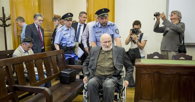 Hungarian court orders arrest of neo-Nazi wanted by Germany