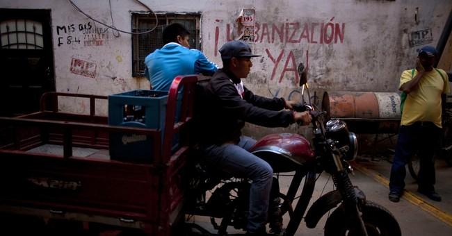 Argentine capital seeks to improve iconic Villa 31 slum