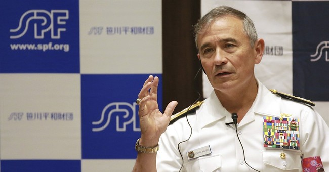 US admiral: North Korea's actions 'recipe for disaster'