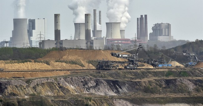 US stance holding up nations' pledges on climate change