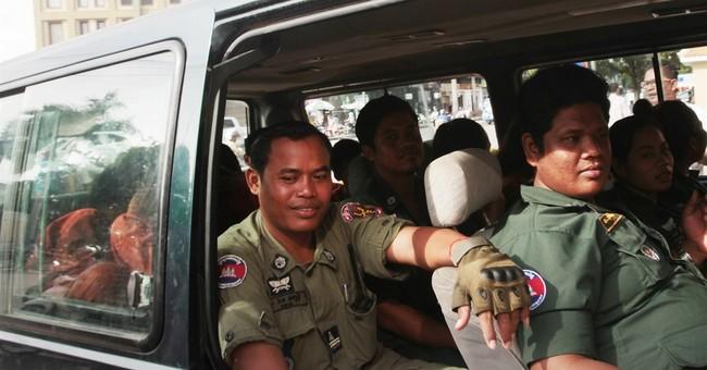 Australian woman in Cambodian court in surrogacy case