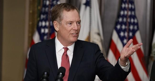 Trump administration launches NAFTA renegotiation process