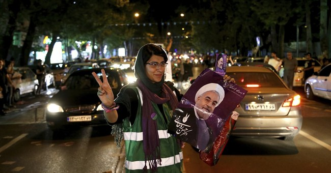 Rouhani looks to beat hard-liner as Iran prepares to vote