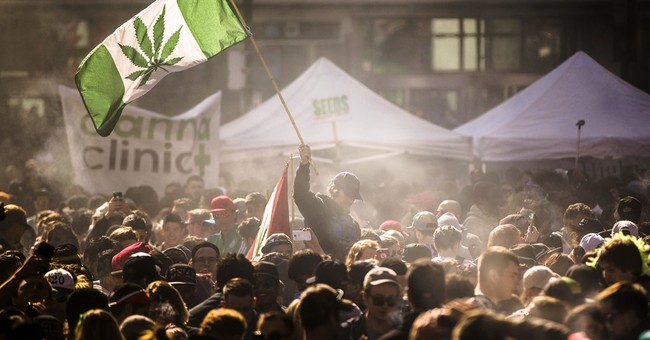 Canada tests lower age for pot legalization