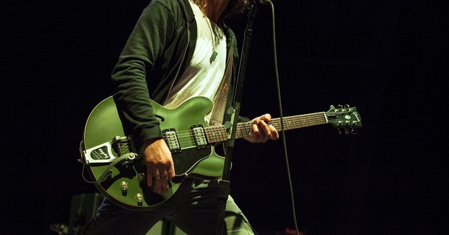 Lauded rocker Chris Cornell killed himself by hanging
