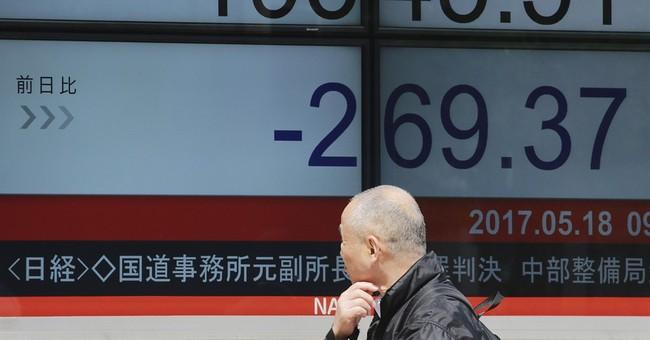Trump developments weigh on global stocks once again