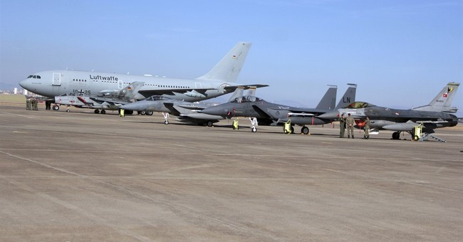 Turkey says it 'won't beg' Germany to stay at airbase