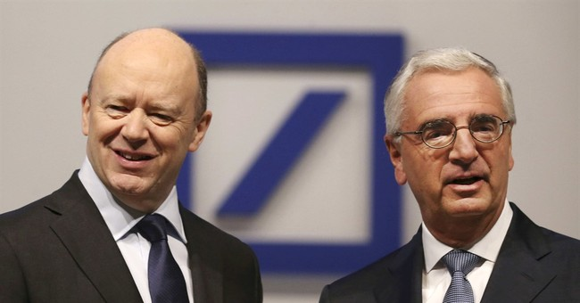 Deutsche Bank chairman expects former execs to pay