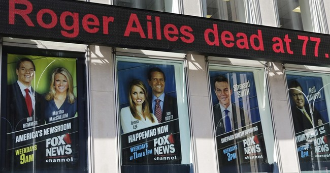 Death of Ailes reveals Fox News at a crossroads