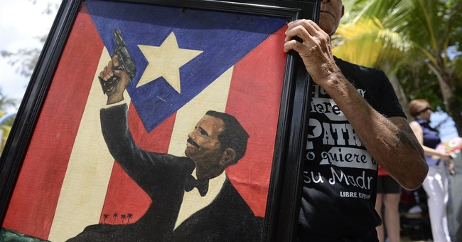 Puerto Rico militant leader emerges from 36 years in custody