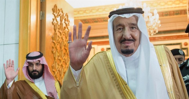 Saudi Arabia working to dazzle Trump in busy overseas visit