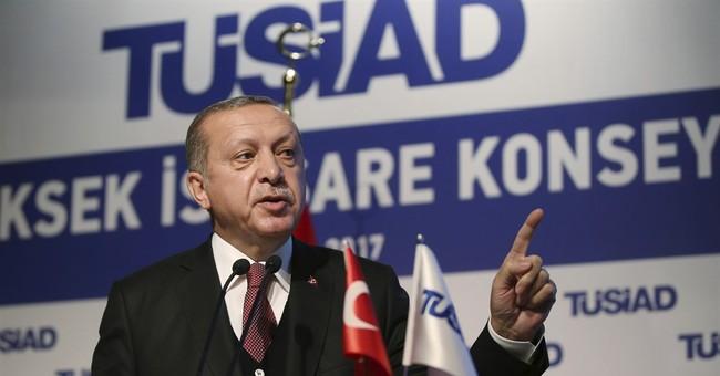 US, Turkey spar over Erdogan visit violence, Kurdish support