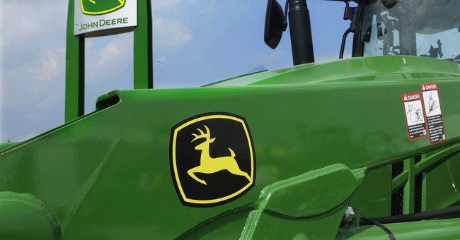 Green Machine is back, Deere posts a big 1Q and ups outlook