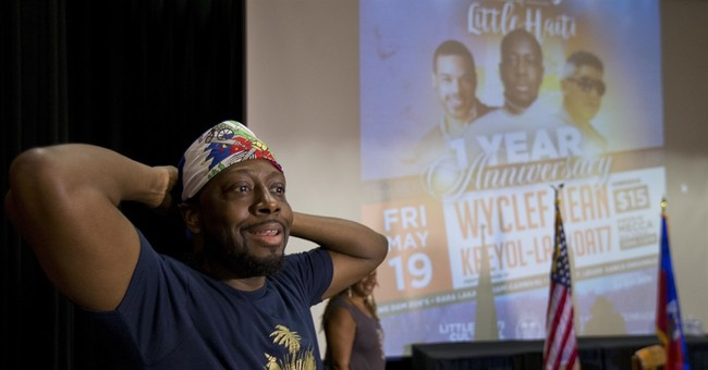 Wyclef Jean urges fans to support Haitian immigrants