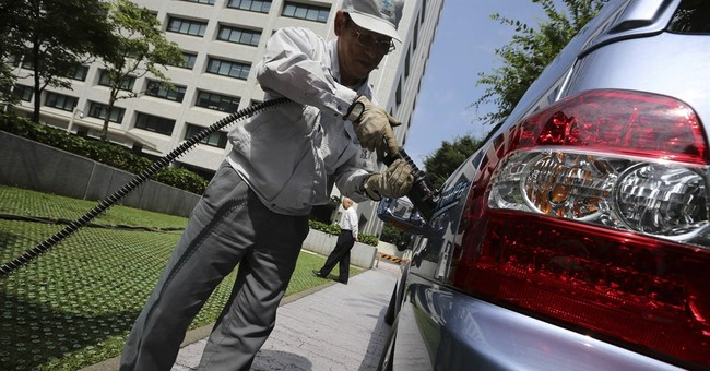Toyota, Nissan, others get behind fuel cell push in Japan