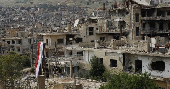 US makes proposal to Russia for managing Syria battlefield