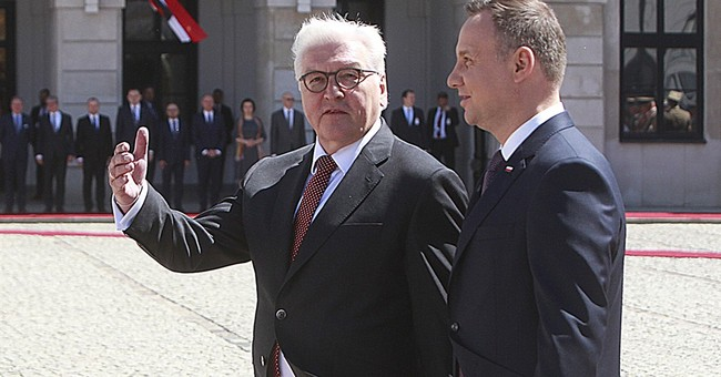 German president says EU needs Poland to help solve crisis