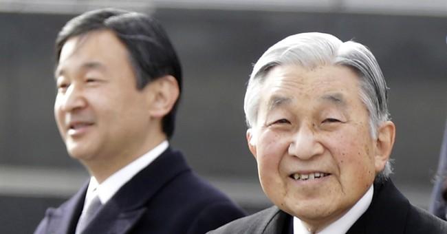 Japan's Cabinet OKs bill to let Emperor Akihito abdicate