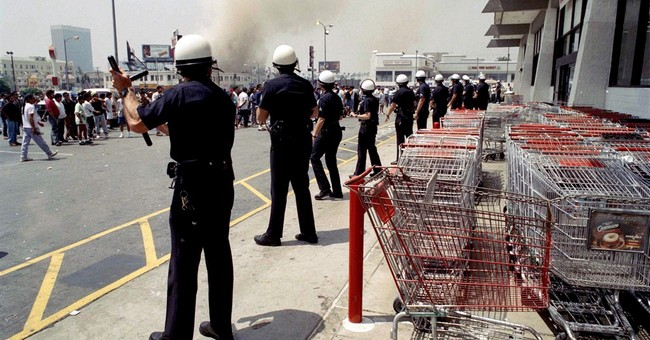 Authorities identify man who died in '92 Los Angeles riots