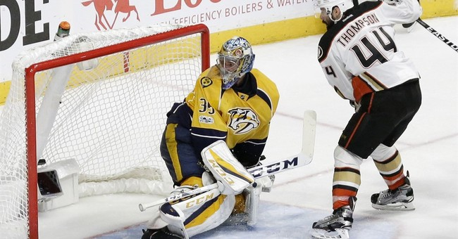 Column: NHL playoffs greatest show in sports at the moment