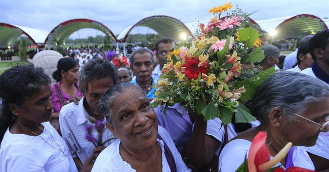 Sri Lanka marks 8 years since end of bloody civil war