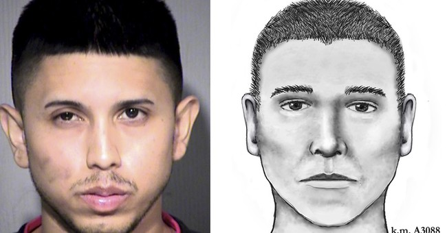 Phoenix serial killings suspect left behind shell casings