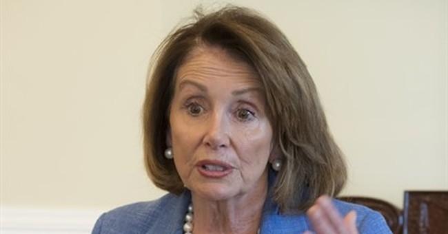 Pelosi: Trump 'very vulnerable personally' over Comey matter