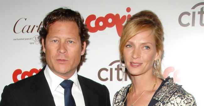 Uma Thurman, ex-boyfriend face off at custody trial