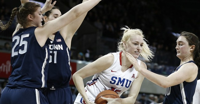 UConn women win 91st straight to break their own NCAA record