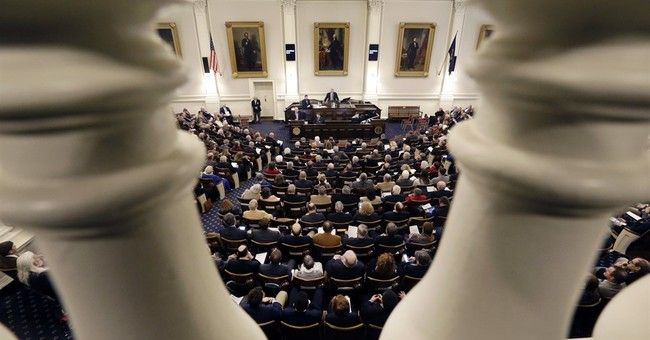 Gun-friendly statehouses see occasional reckless conduct