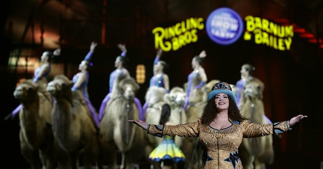 The big top comes down: Ringling Bros. circus is closing