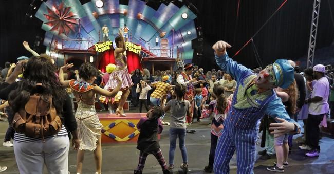 APNewsBreak: Ringling Bros. circus to close after 146 years
