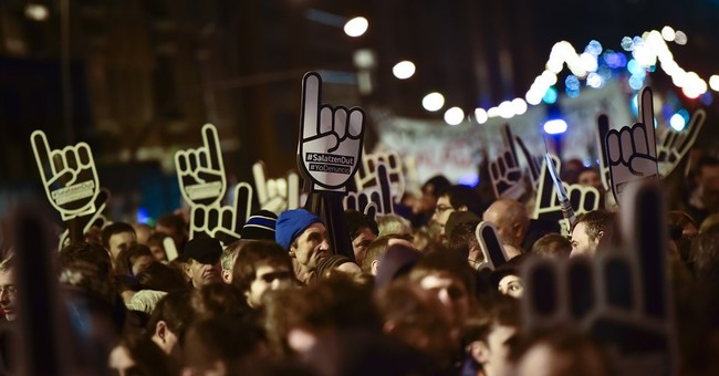 Thousands protest Spain's dispersion policy for ETA inmates
