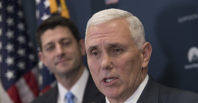 Pence goes from outsider to Trump's inside man in Congress
