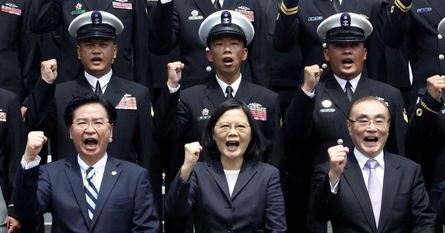 Taiwan's Tsai keeps domestic focus amid China's isolation