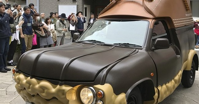 LL Bean's newest Bootmobile is kicking it in Japan