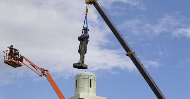 Confederate statue removals part of New Orleans mayor legacy