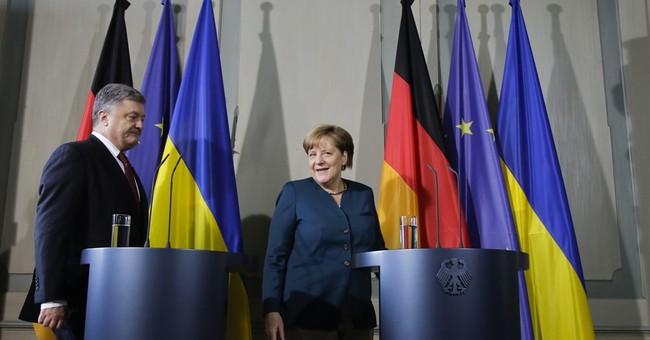 Merkel wants to restart Minsk talks on eastern Ukraine