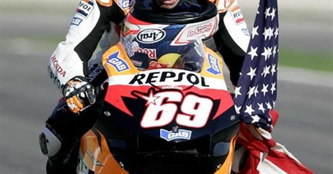 Former MotoGP champion Hayden remains in critical condition