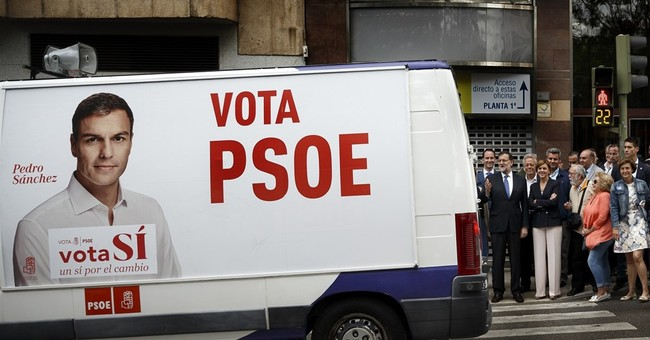 Spain's Socialists put Pedro Sanchez back in charge of party