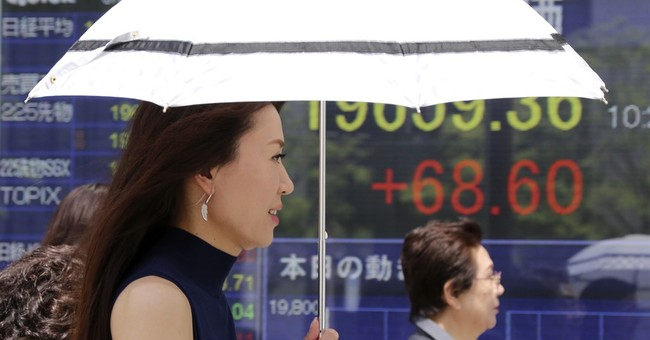 Asian stocks track Wall St's rally, Europe opens mixed
