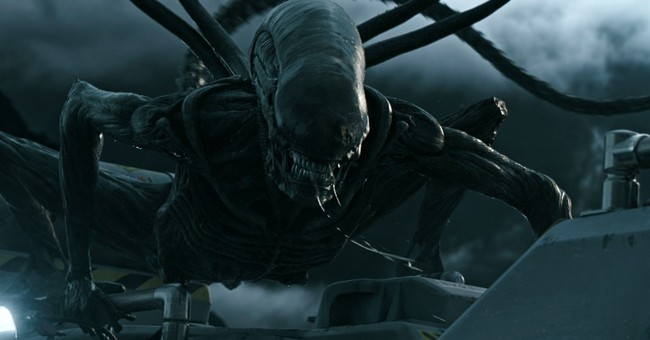 'Alien: Covenant' edges 'Guardians' at weekend box office