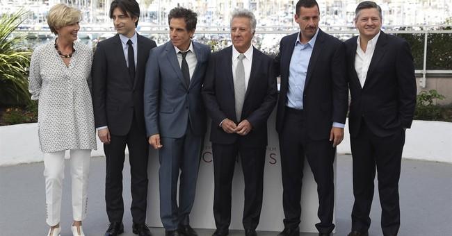 Adam Sandler earns raves at Cannes Film Fest (yes, really)