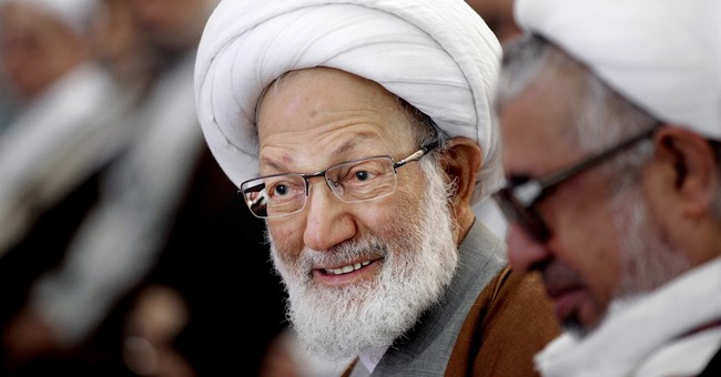 Bahrain gives Shiite cleric 1-year suspended sentence