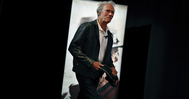 Clint Eastwood tells Cannes he might act again some day