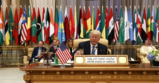 Trump turnabout: Taking a softer tone on Islam in Mideast
