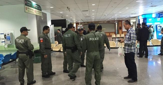 Human rights watchdog condemns Thailand hospital bomb