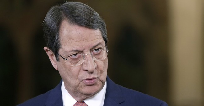 Cyprus president: Talks proposal could bring swift results