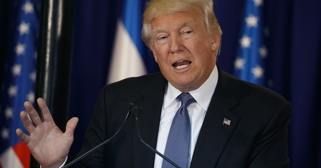 Donald Trump admits no easy peace for Middle East